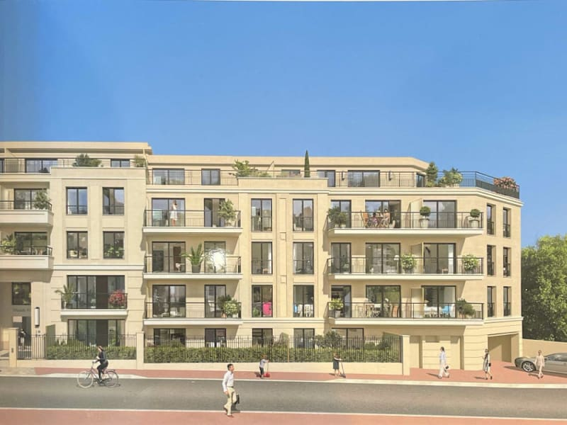 Sale apartment Vanves 410000€ - Picture 1