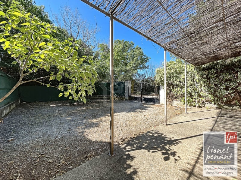 Sale house / villa Pernes les fontaines 165000€ - Picture 1