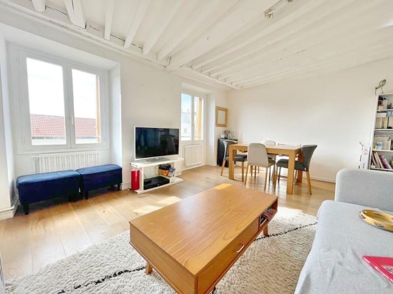 Vente appartement Paris 11ème 790000€ - Photo 2