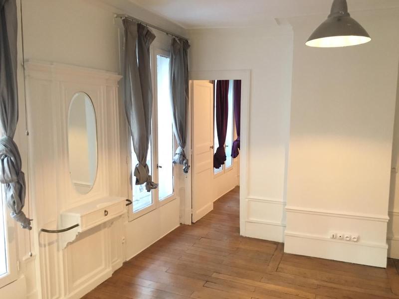 Location appartement Paris 17ème 1325€ CC - Photo 1