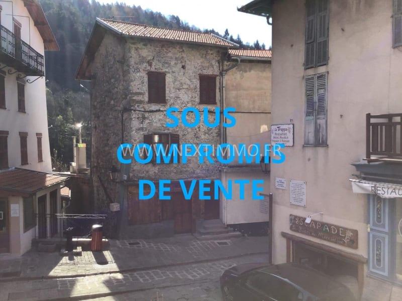 Sale apartment Saint-martin-vésubie 45000€ - Picture 1