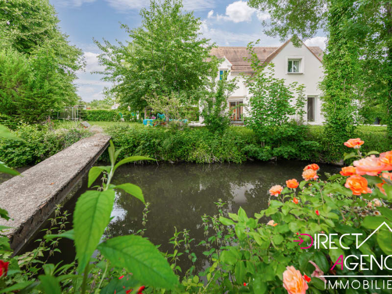 Vente maison / villa Milly la foret 449900€ - Photo 13