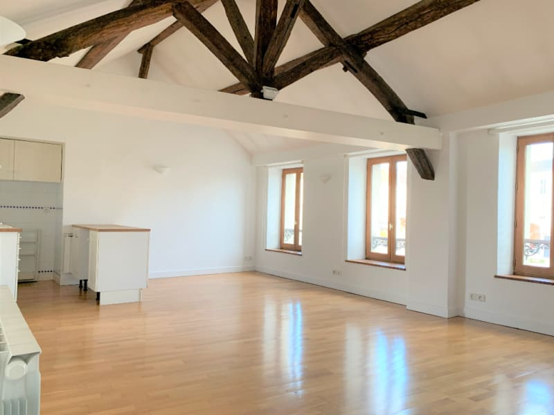Rental apartment Montmorency 862€ CC - Picture 2