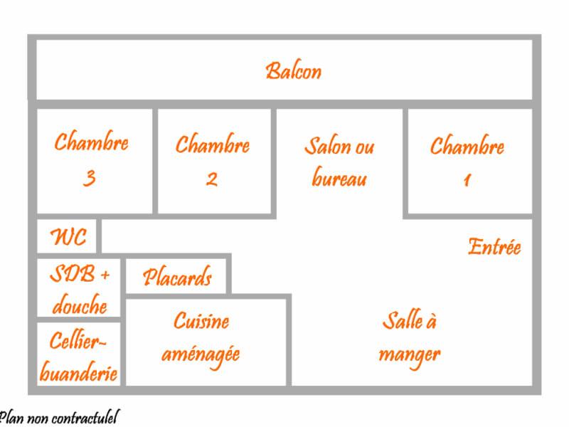 Vente appartement Beauvais 189000€ - Photo 2