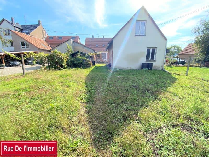 Sale house / villa Marienthal 369000€ - Picture 3
