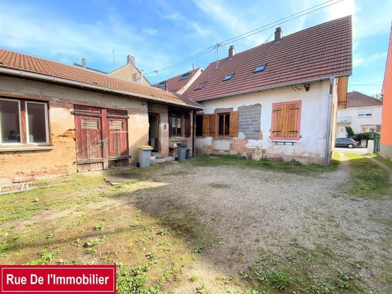Sale house / villa Marienthal 369000€ - Picture 4