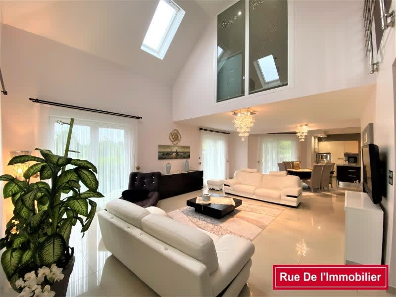 Vente de prestige maison / villa Reichshoffen 676000€ - Photo 4