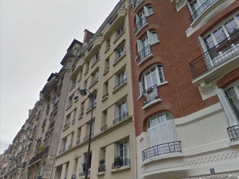 Rental apartment Paris 17ème 885€ CC - Picture 1