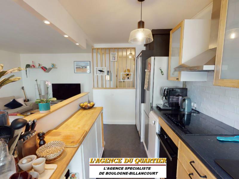 Venta  apartamento Boulogne billancourt 439000€ - Fotografía 4