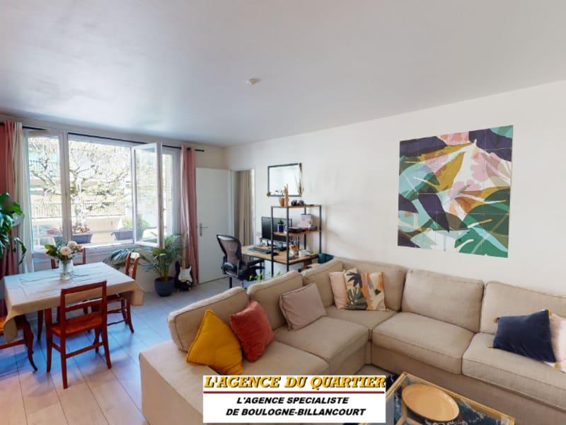 Venta  apartamento Boulogne billancourt 439000€ - Fotografía 5