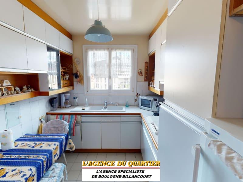 Venta  apartamento Boulogne billancourt 544000€ - Fotografía 3