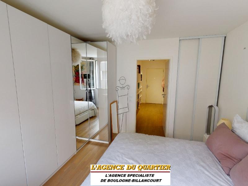 Venta  apartamento Boulogne billancourt 599000€ - Fotografía 5