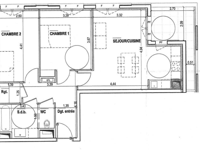 Venta  apartamento Boulogne billancourt 599000€ - Fotografía 9