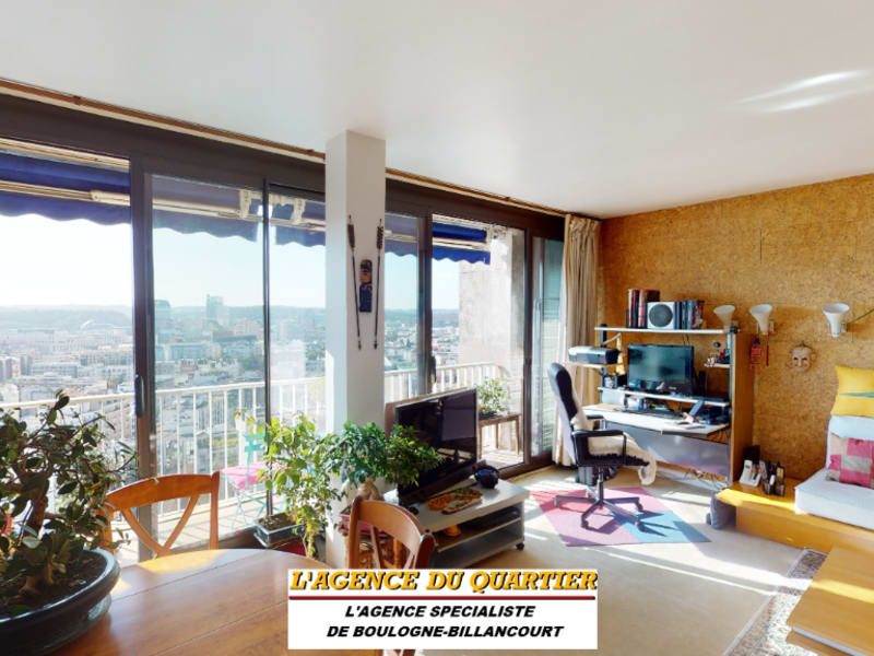 Deluxe sale apartment Boulogne billancourt 899000€ - Picture 3