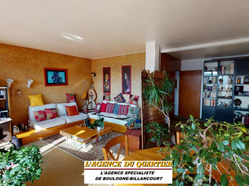 Deluxe sale apartment Boulogne billancourt 899000€ - Picture 4
