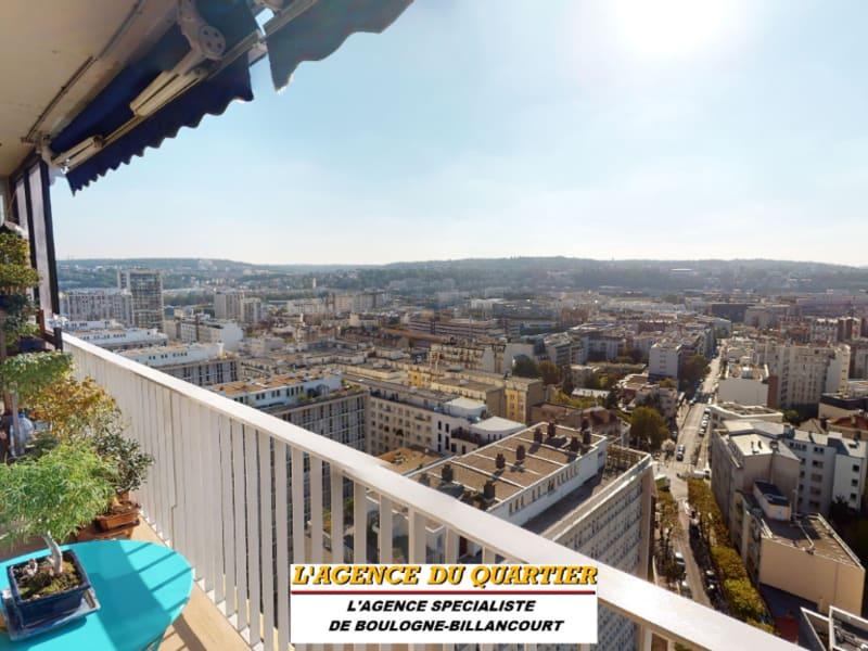 Deluxe sale apartment Boulogne billancourt 899000€ - Picture 5