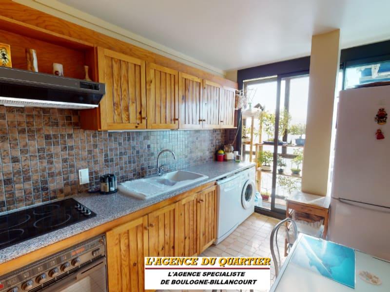 Deluxe sale apartment Boulogne billancourt 899000€ - Picture 6