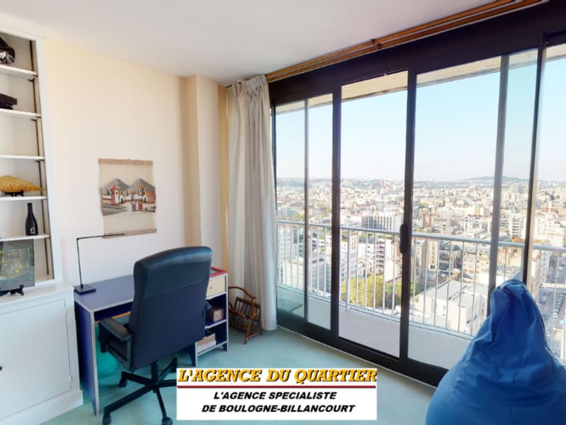 Deluxe sale apartment Boulogne billancourt 899000€ - Picture 8