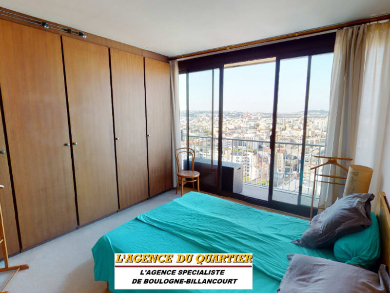 Deluxe sale apartment Boulogne billancourt 899000€ - Picture 9