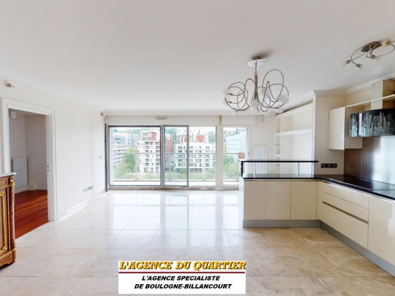 Deluxe sale apartment Boulogne billancourt 1076100€ - Picture 2