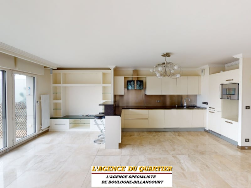 Deluxe sale apartment Boulogne billancourt 1076100€ - Picture 4