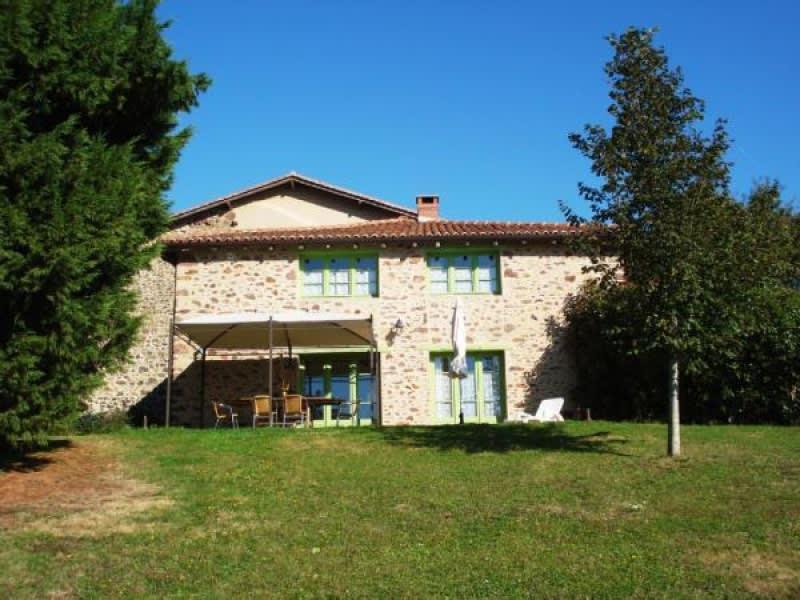 Sale house / villa Rochechouart 540000€ - Picture 1