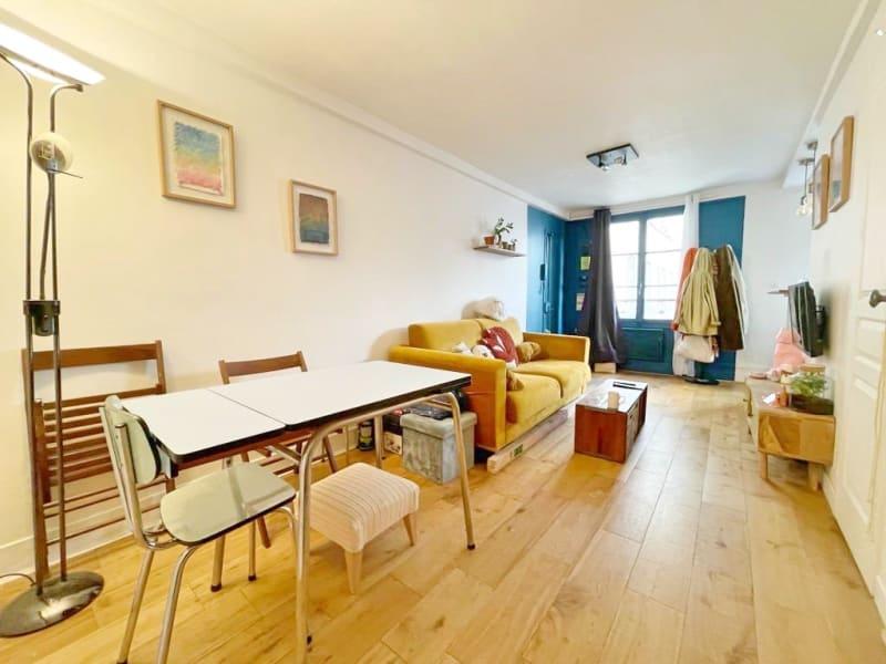 Vente appartement Paris 11ème 565000€ - Photo 1