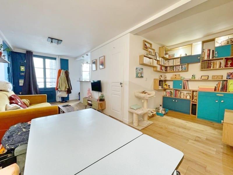 Vente appartement Paris 11ème 565000€ - Photo 2
