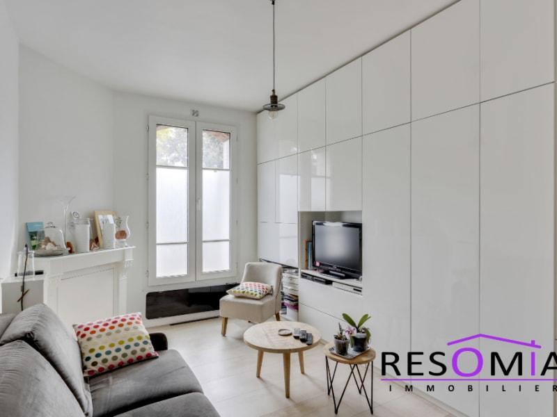Sale apartment Clamart 214000€ - Picture 2
