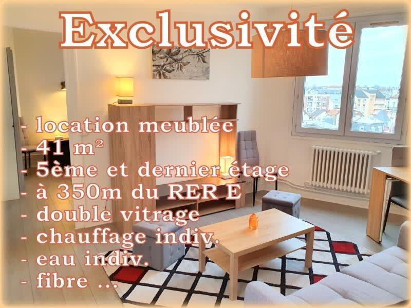 Location appartement Villemomble 860€ CC - Photo 1