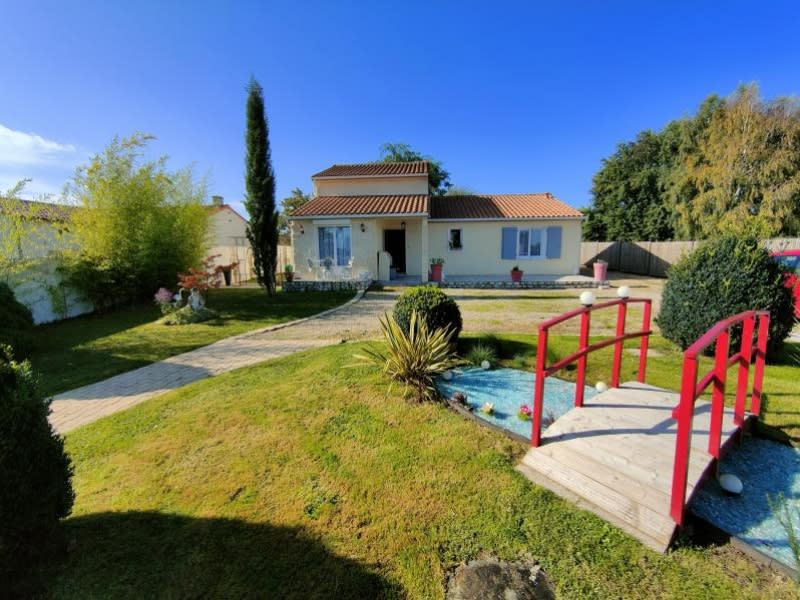 Vente maison / villa Louzac st andre 251450€ - Photo 1