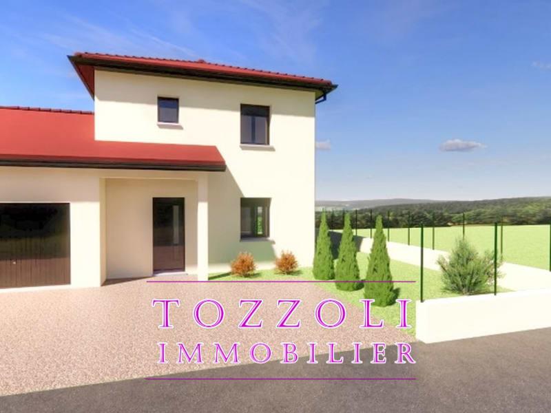 Sale house / villa Saint romain de jalionas 312558,25€ - Picture 1