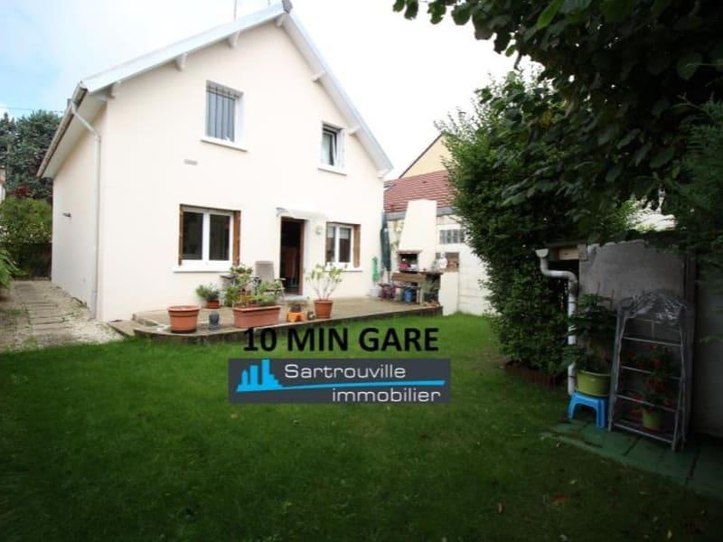 Revenda casa Sartrouville 559000€ - Fotografia 1
