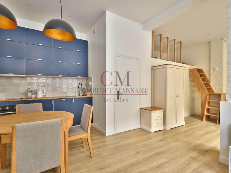 Sale apartment Versailles 327600€ - Picture 1