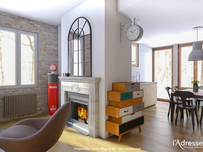 Vente maison / villa Marly le roi 632000€ - Photo 15