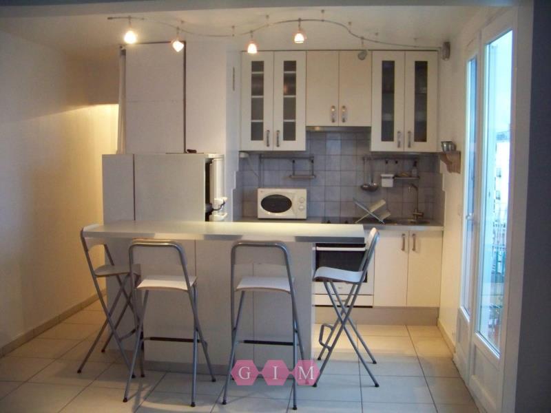 Rental apartment Poissy 651,16€ CC - Picture 1