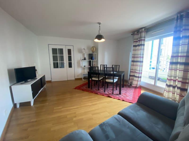 Rental apartment Nogent sur marne 1095€ CC - Picture 1