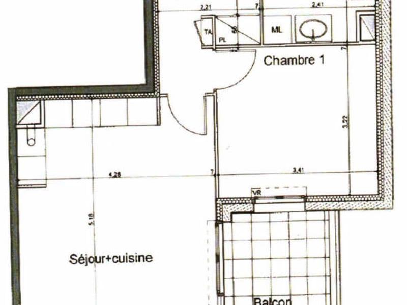 Location appartement Juvisy sur orge 780€ CC - Photo 10
