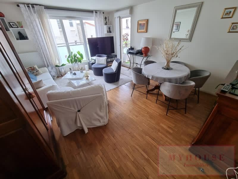 Sale apartment Paris 14ème 849000€ - Picture 2
