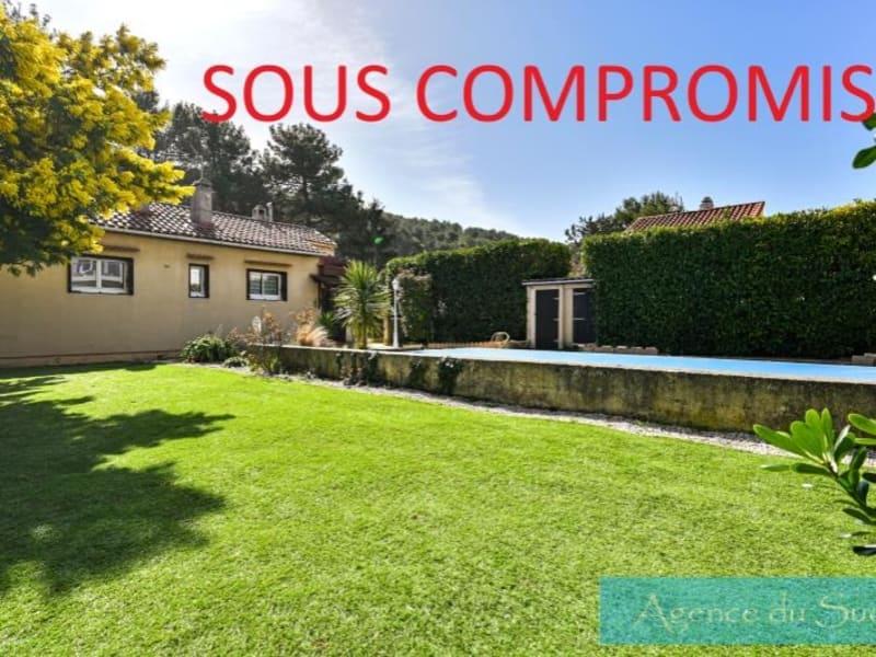 Vente maison / villa Carnoux en provence 419000€ - Photo 1