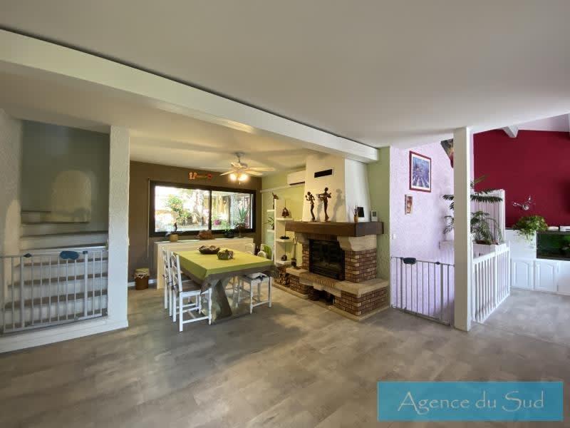 Vente maison / villa Carnoux en provence 585000€ - Photo 2