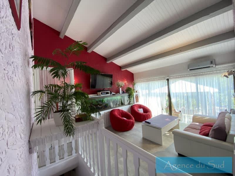Vente maison / villa Carnoux en provence 585000€ - Photo 4