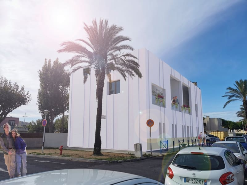 Sale apartment Le grau du roi 289000€ - Picture 2