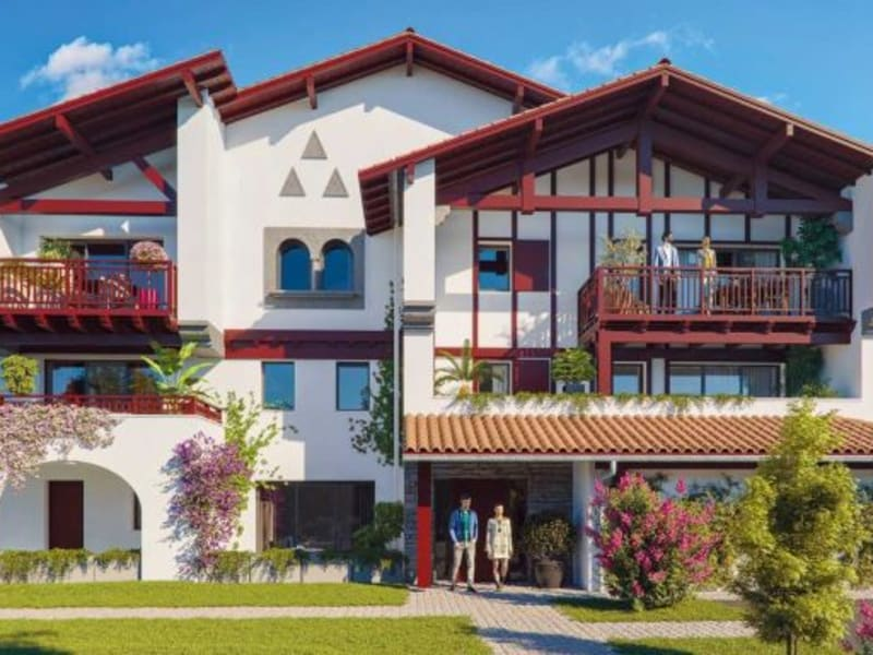 Sale apartment Biarritz 1380000€ - Picture 1