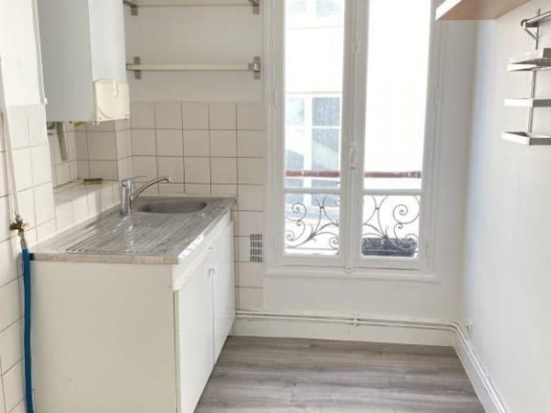 Rental apartment Paris 20ème 1197€ CC - Picture 1