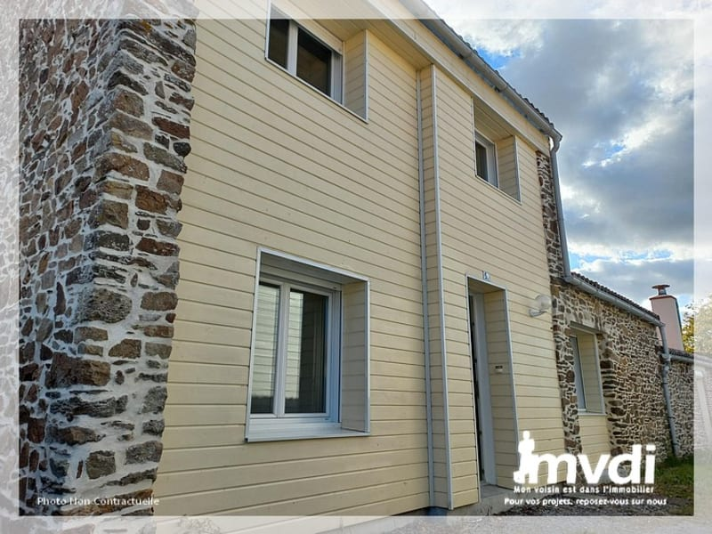Rental house / villa Champtoceaux 663€ CC - Picture 1