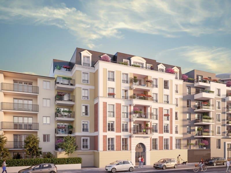 Rental apartment Juvisy sur orge 1029€ CC - Picture 1