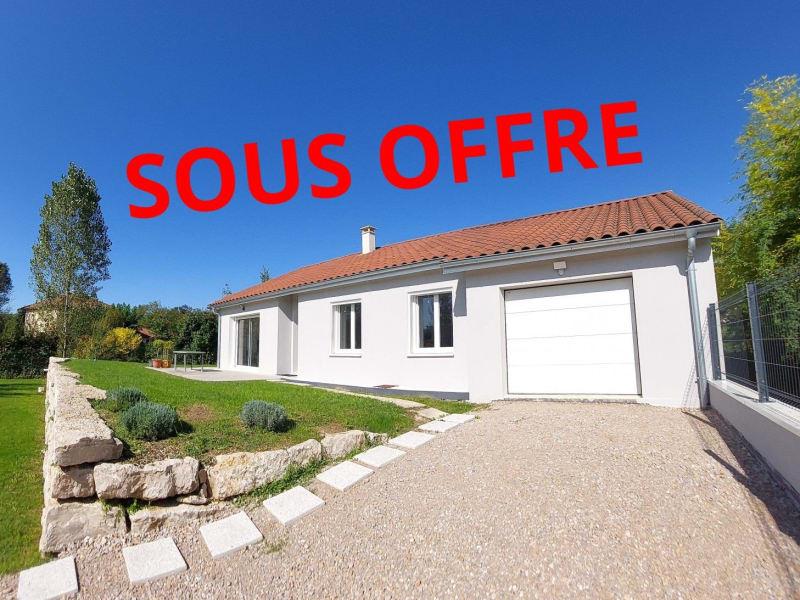 Vente maison / villa Porcieu-amblagnieu 299000€ - Photo 1