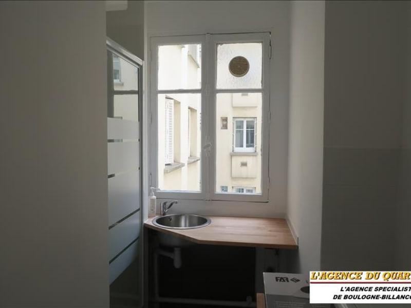 Rental apartment Boulogne billancourt 670€ CC - Picture 2