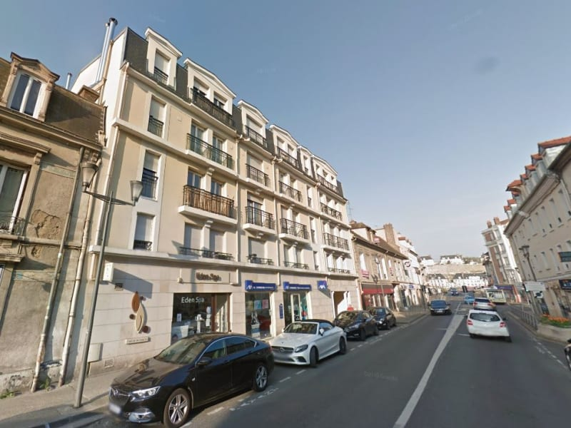 Locação apartamento Saint ouen l aumone 988€ CC - Fotografia 1